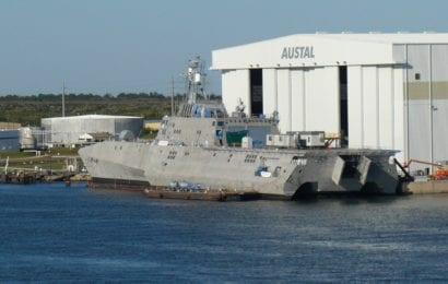 Geurts: Navy Focused on Preserving Shipbuilding Industrial Base