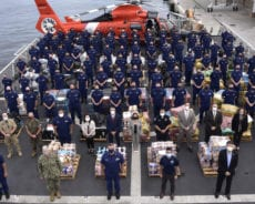 The Coast Guard's Own COVID-19 Challenges