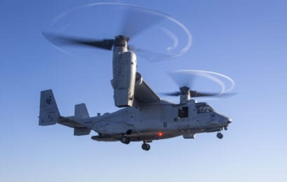 Indonesia Cleared for Possible Acquisition of MV-22s