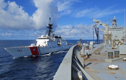 Eleventh National Security Cutter Named for Elizebeth Smith Friedman