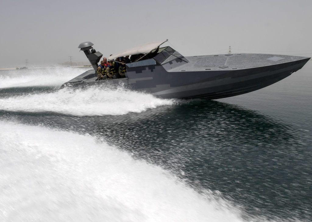 Le SOCOM américain continue de moderniser sa flotte de petits bateaux de surface