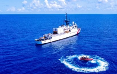 CG Cutter Thetis Returns Home after Interdicting $8.8M in Narcotics