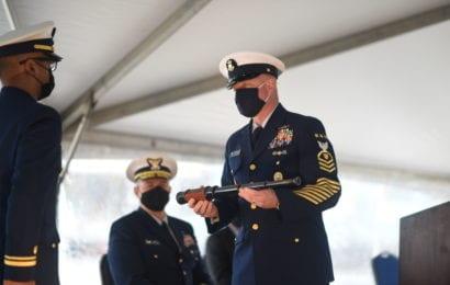 U.S. Coast Guard Commissions 41st Fast Response Cutter