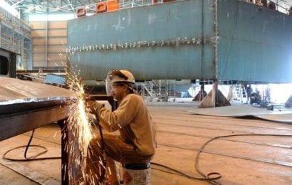 MARAD Announces Funding Opportunity for Small Shipyard Grant Program