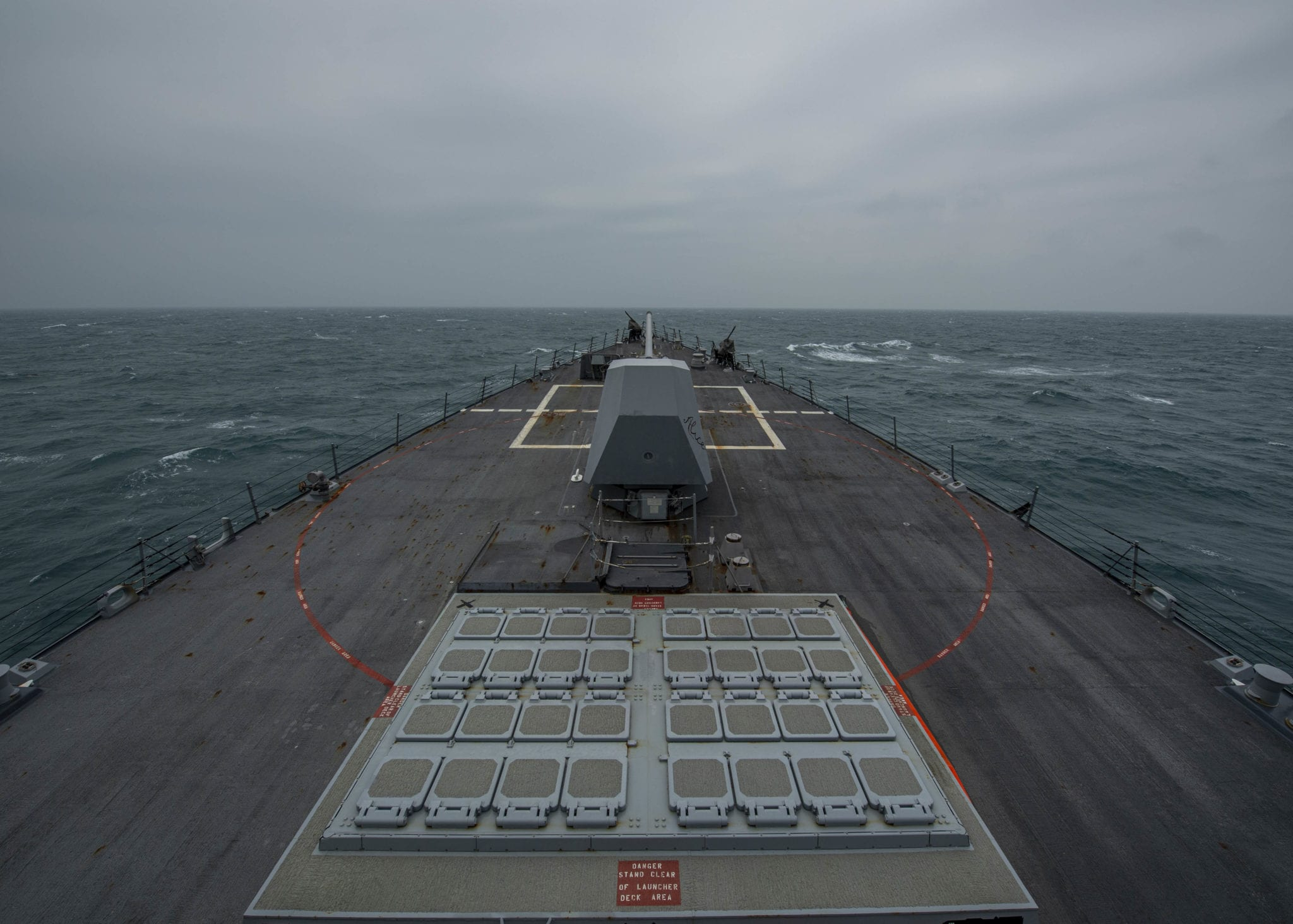 U.S. Navy Asserts Freedom to Navigate in International Waters - Seapower