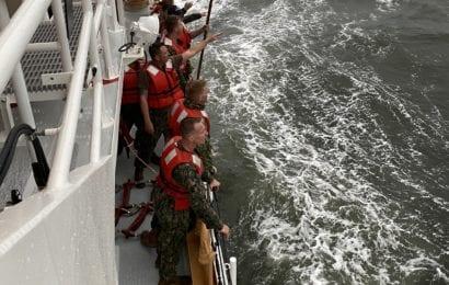 Bollinger Shipyards Delivers Coast Guard's 44th FRC