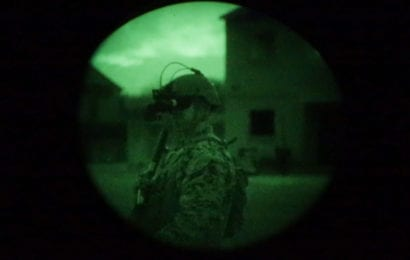 Elbit Awarded $41M Order as Part of the Night Vision Goggles IDIQ Contract for U.S. Marine Corps