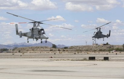 Flight Testing Soon for Upgraded Marine Corps K-MAX UAS