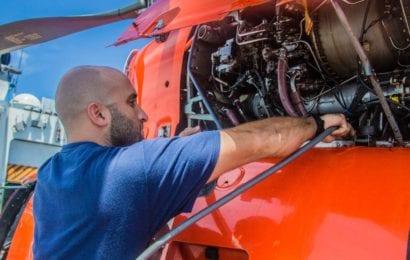 Coast Guard Establishes Reserve Enlisted Aviation Workforce