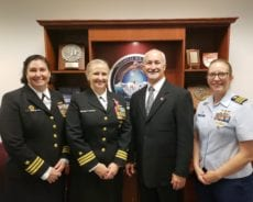 Q&A: Heather H. Quilenderino, Director, U.S. National Ice Center and Commander, U.S. Naval Ice Center
