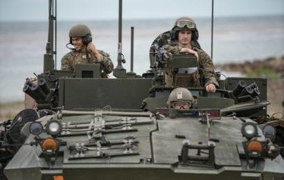 Raytheon Expands Logistics Support Marine Corps Ground Equipment