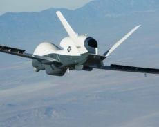 Triton Deployed: The Navy's MQ-4C's Western Pacific Overwatch Continues Into Second Year
