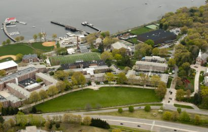 Future Maritime Center of Excellence to Transform Coast Guard Academy Waterfront