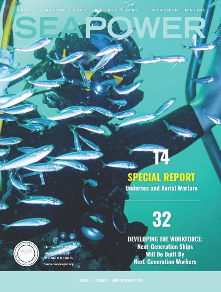 Seapower Magazine - Current Issue